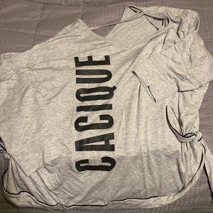 EUC Cacique Pajama Set